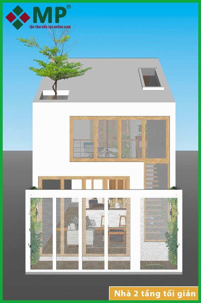 4 Lưu ý cần biết trước khi xây nhà 2 tầng