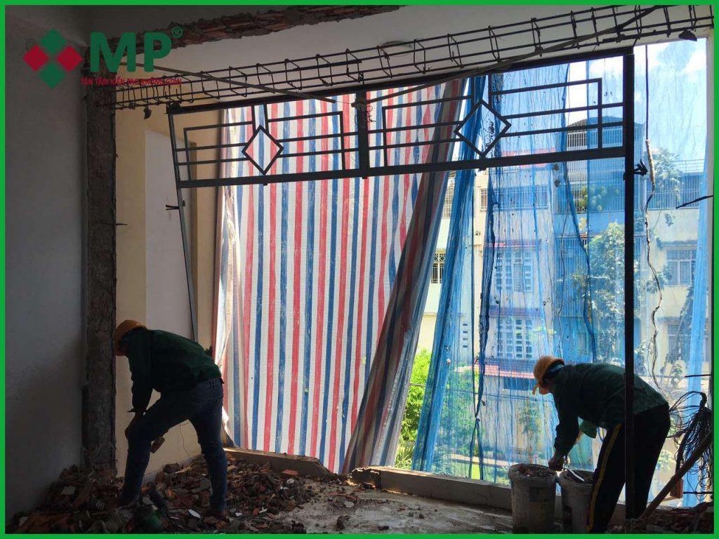 sửa chữa nâng cấp nhà 6 tầng trọn gói