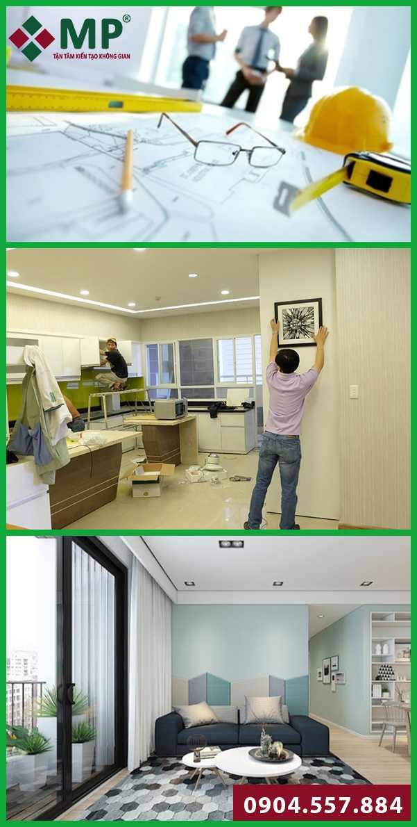 Công ty chuyên sửa chữa hoàn thiện chung cư tphcm
