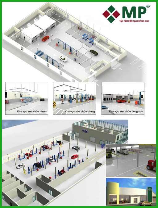 Công ty chuyên thiết kế sửa chữa nhà xưởng tại tphcm