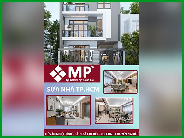 Sửa nhà trọn gói tại Sài Gòn năm 2021