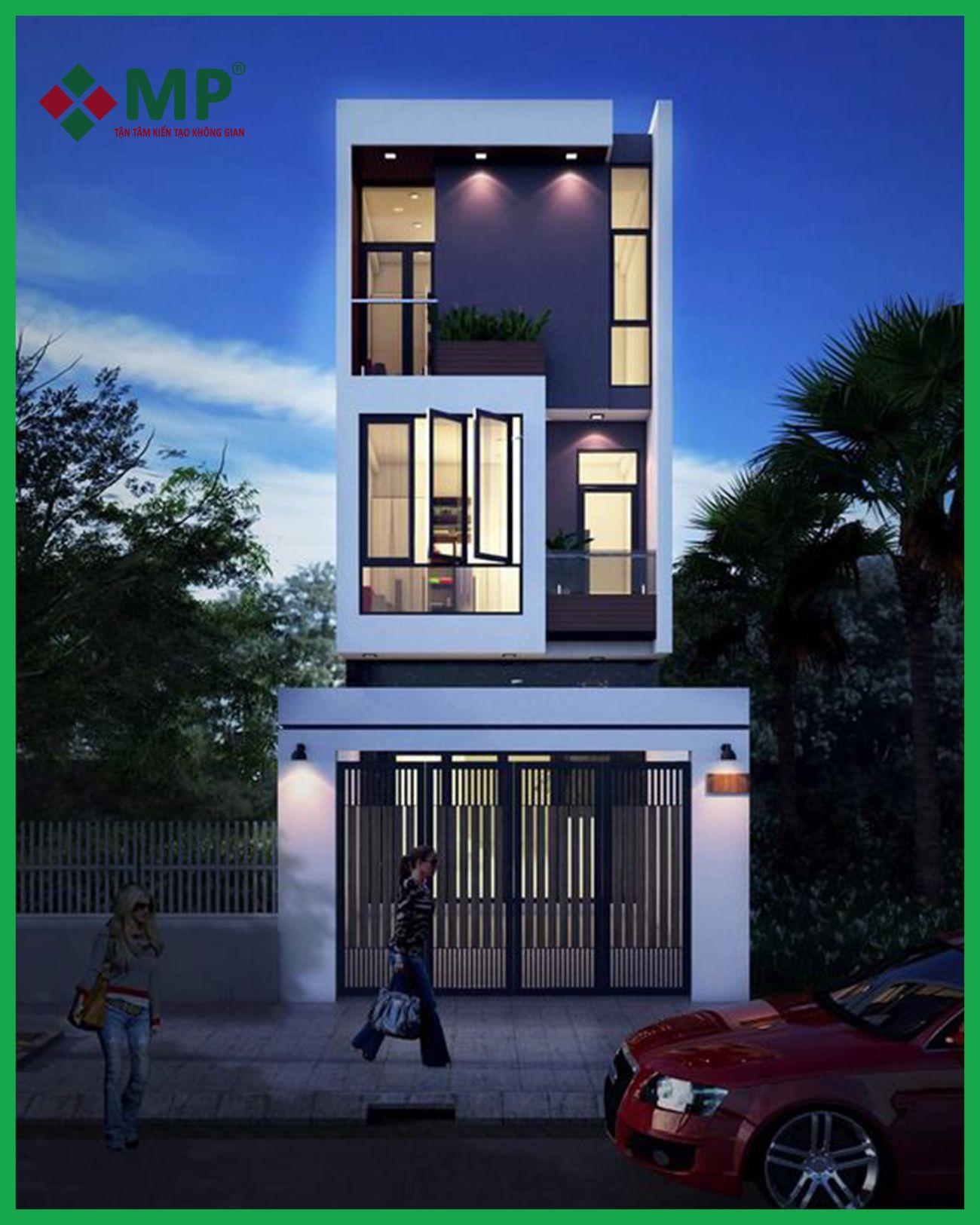 Công ty chuyên thiết kế thi công xây dựng nhà quận 3