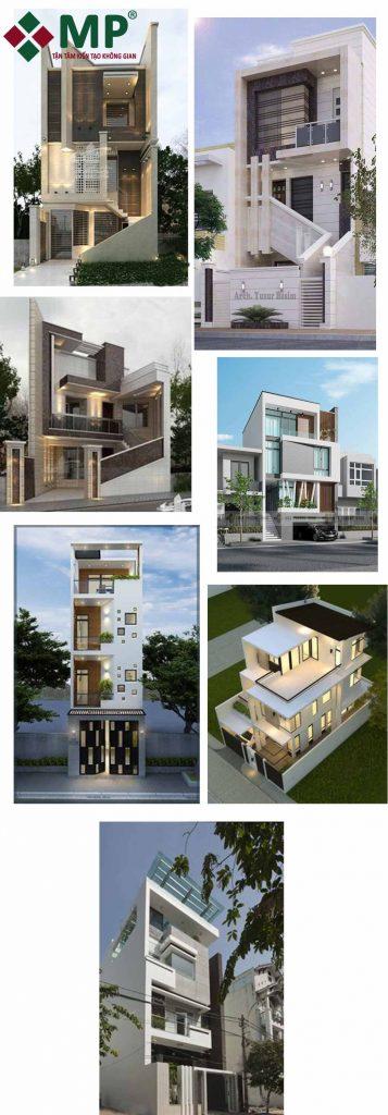thiết kế thi công nhà quận Bình Tân