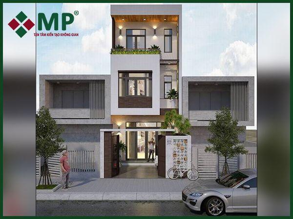 Chi phí thiết kế xây dựng nhà 3 tầng 50m2