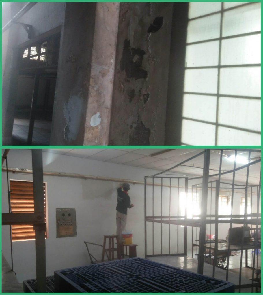 chi phí sửa chữa nhà