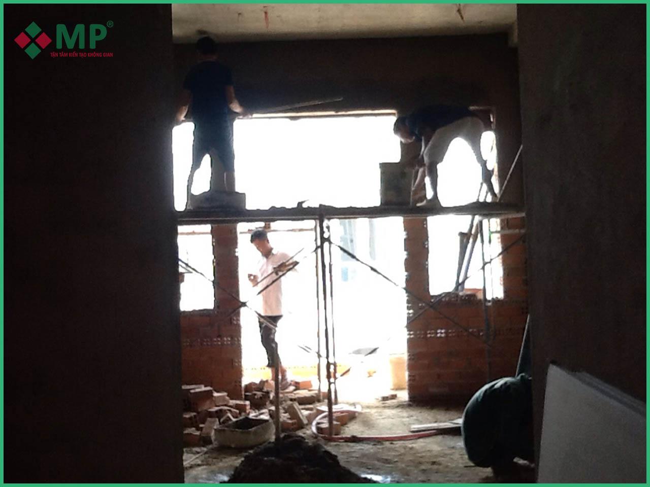 Chi phí sửa nhà