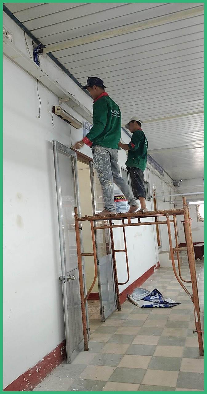 dịch vụ sửa nhà giá rẻ