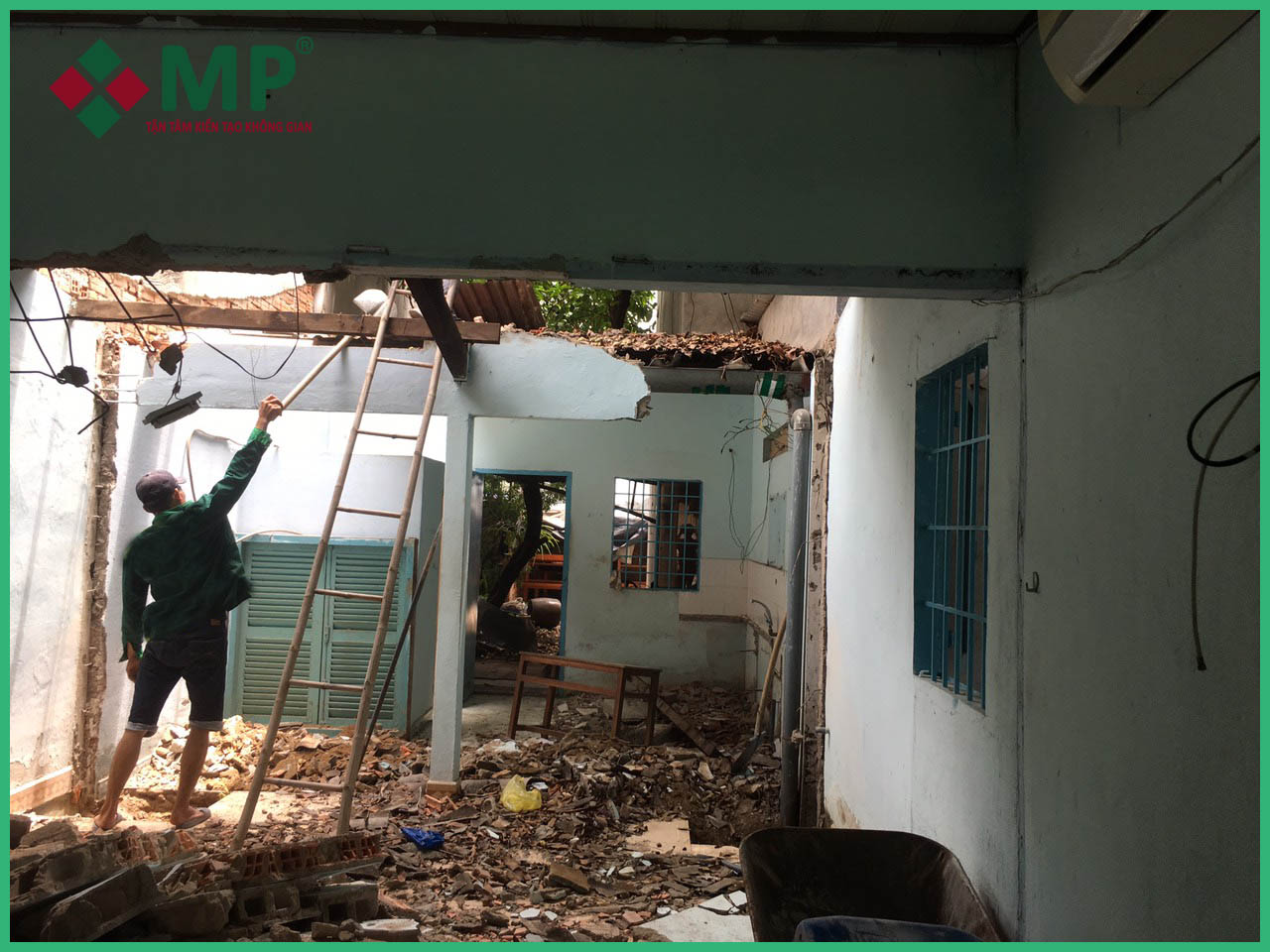 sửa nhà nâng tầng tại tphcm
