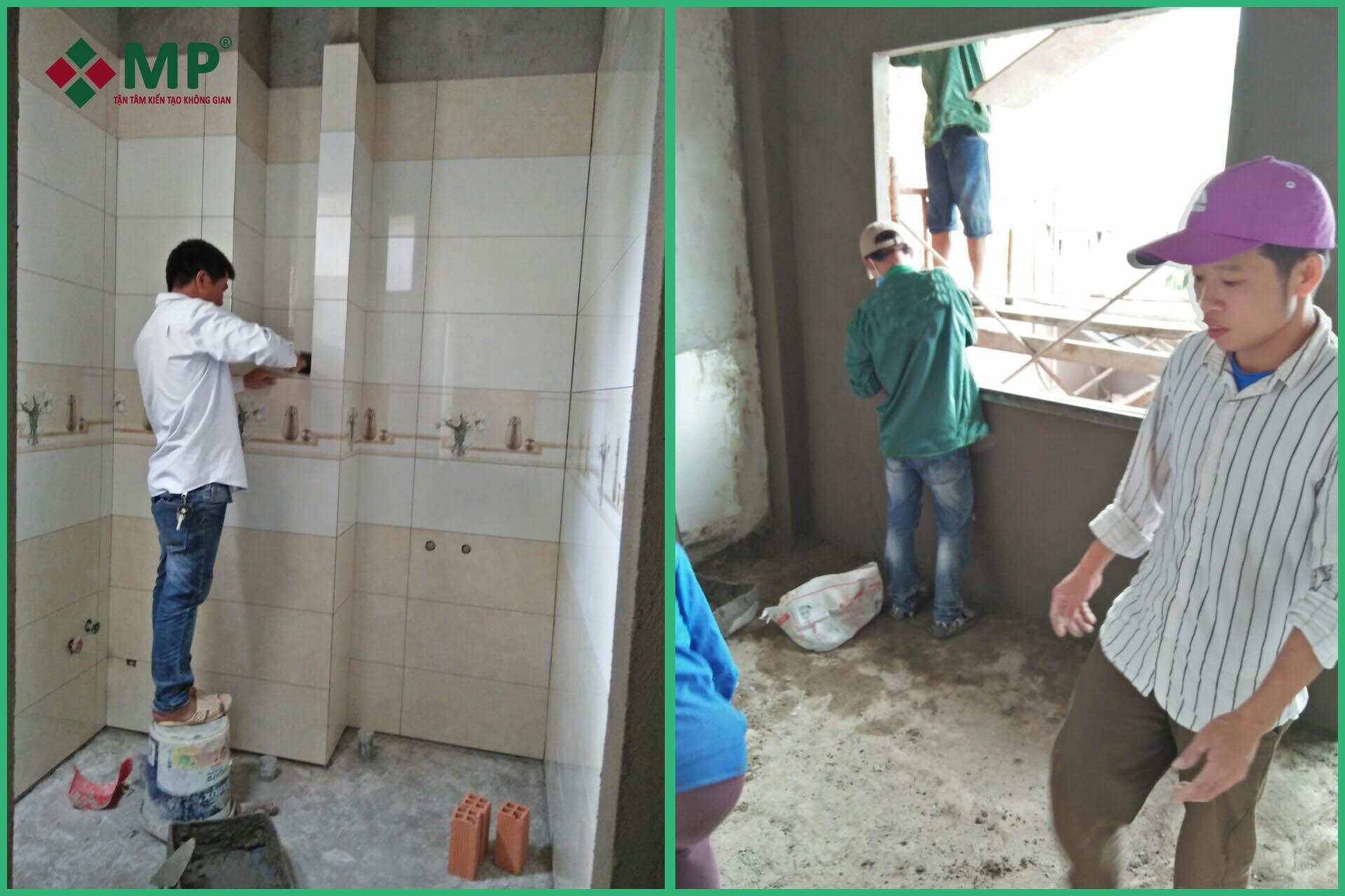 Sửa nhà nâng tầng