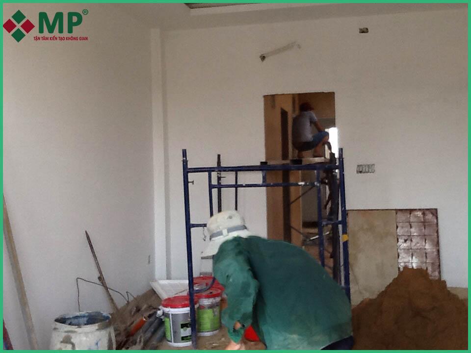 sửa chữa nhà nâng tầng