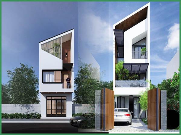 Dự toán chi phí xây nhà 5 tầng 50m2 cho người sắp xây nhà