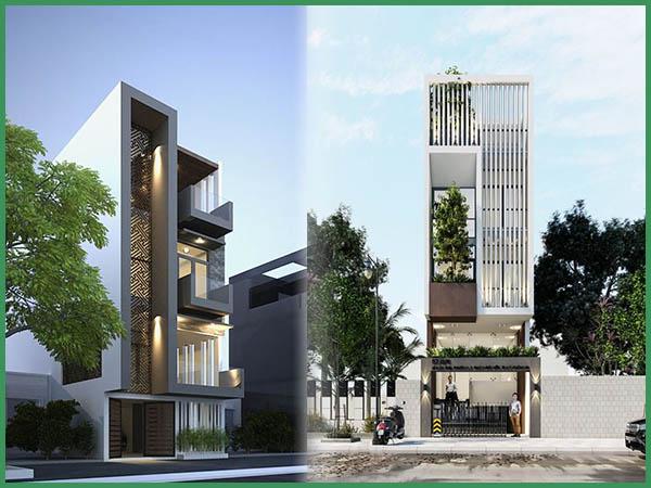 Cách ước tính chi phí xây nhà 5 tầng 80m2 hết bao nhiêu tiền?