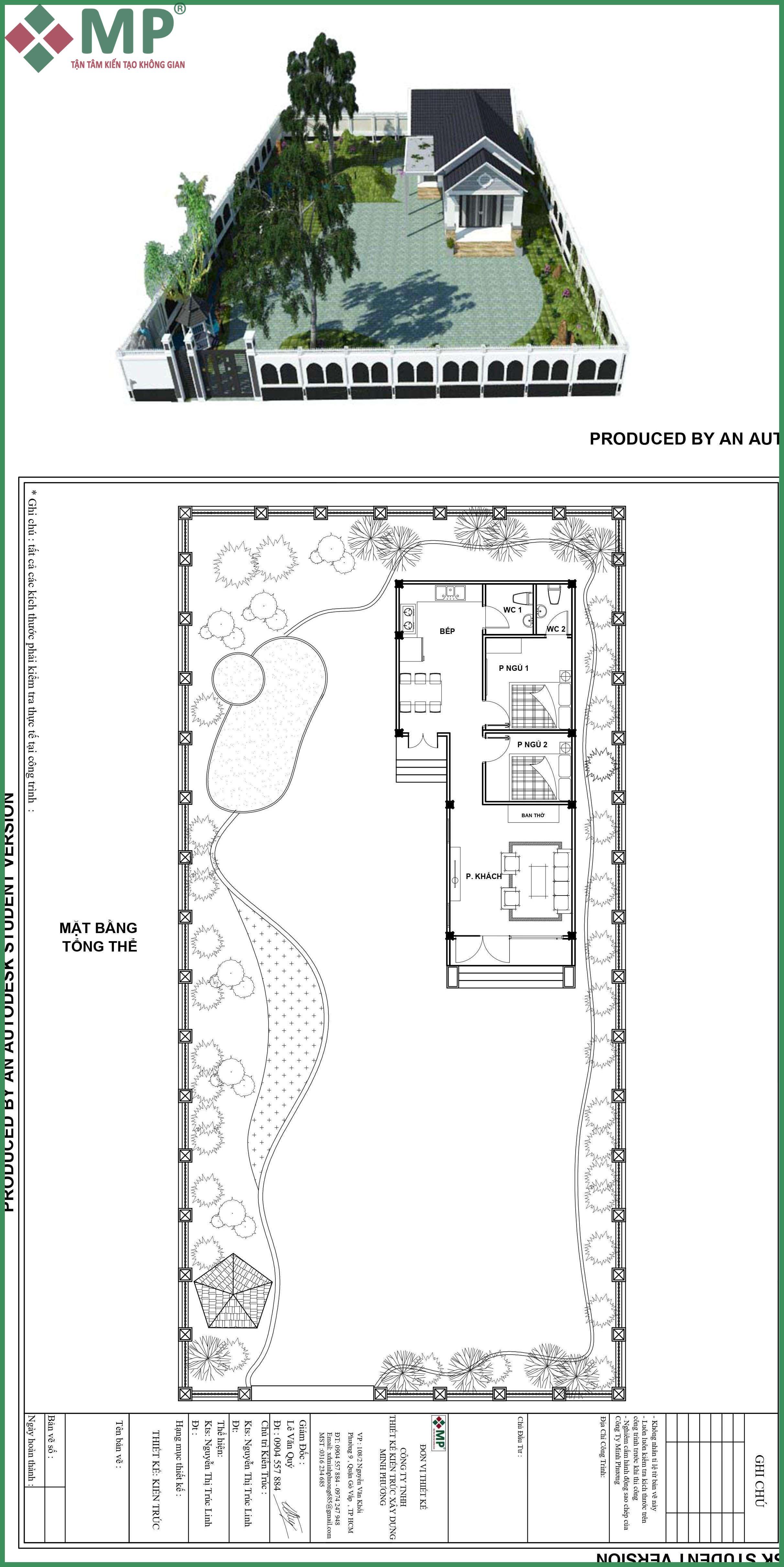xây nhà cấp 4 tối giản quận thủ đức