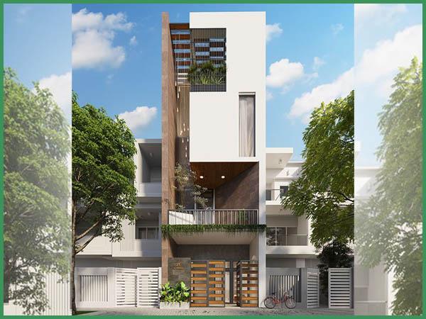 Quy trình sửa nhà phố 4 tầng như thế nào?