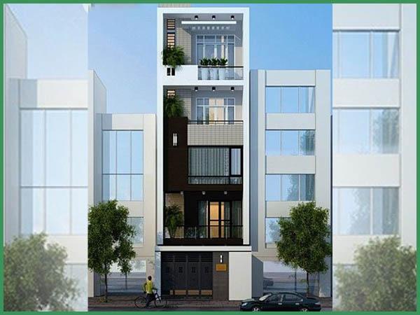 cải tạo nhà 5 tầng