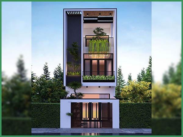 Chi phí xây dựng nhà phố 2 tầng 70m2 hiện nay như thế nào?
