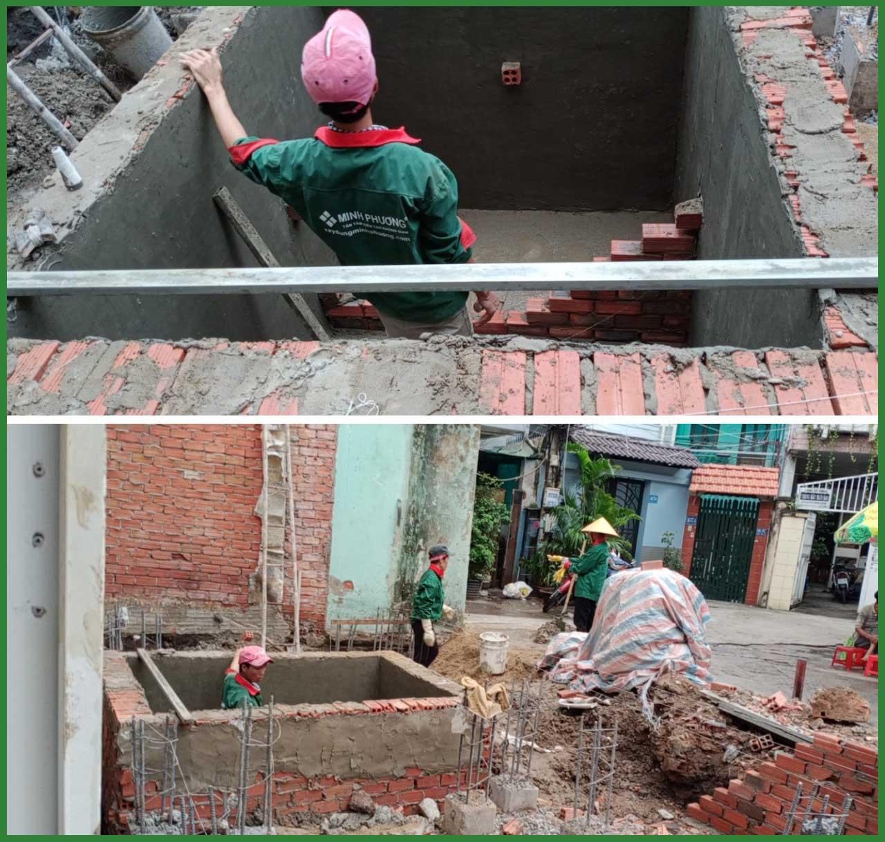 Quy trình xây dựng nhà