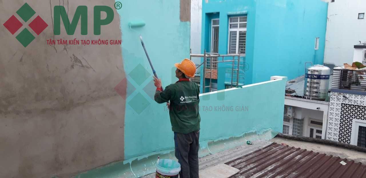 dịch vụ sơn nhà tphcm trọn gói