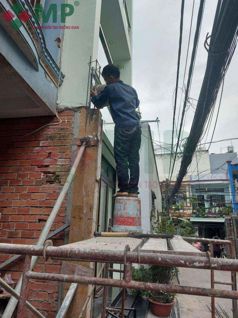 Hình mẫu dịch vụ sửa chữa nhà trọn gói tphcm
