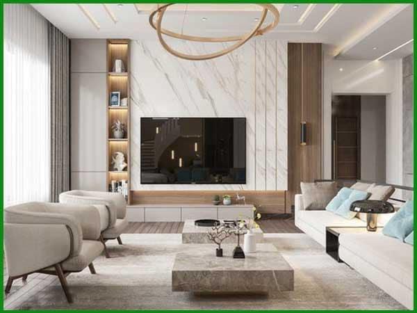 Xu hướng thiết kế phòng khách mới trong năm 2021