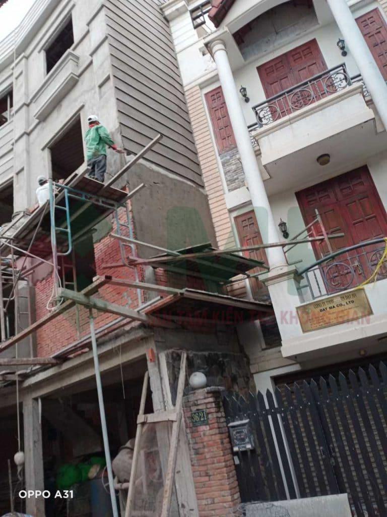 có nên xây nhà phố trọn gói không