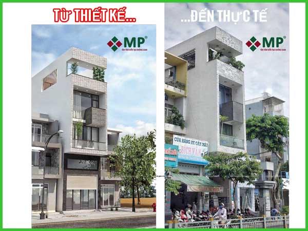 Báo giá xây dựng nhà trọn gói giá rẻ tphcm