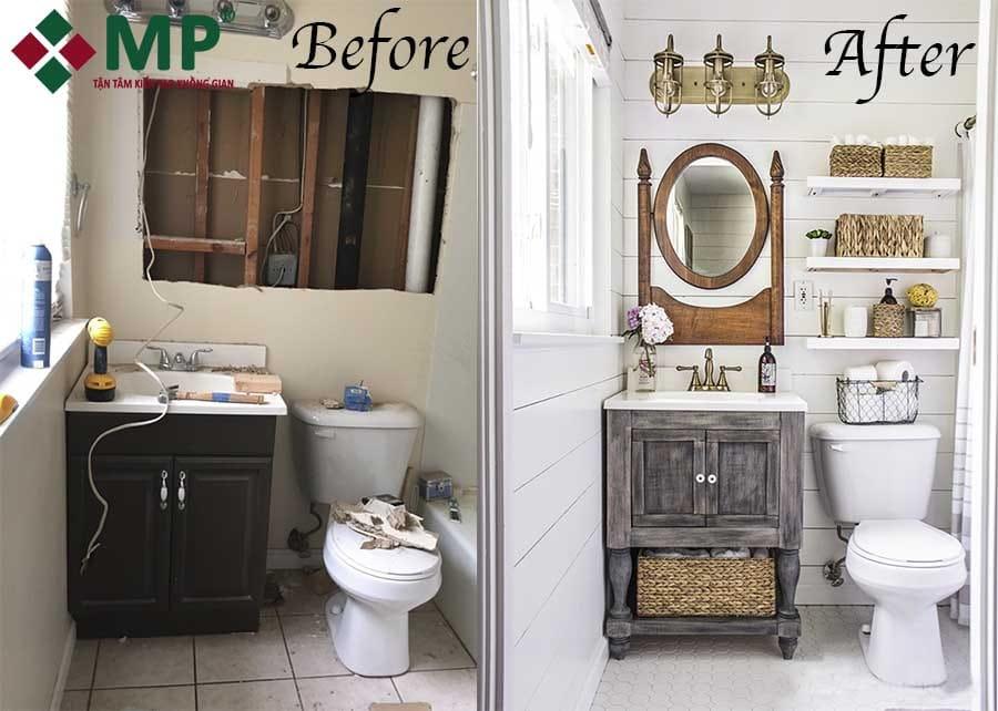 sửa phòng vệ sinh