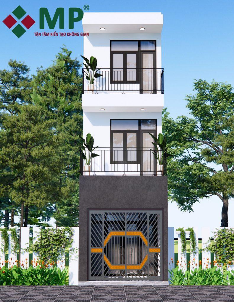 thiết kế thi công nhà trọn gói