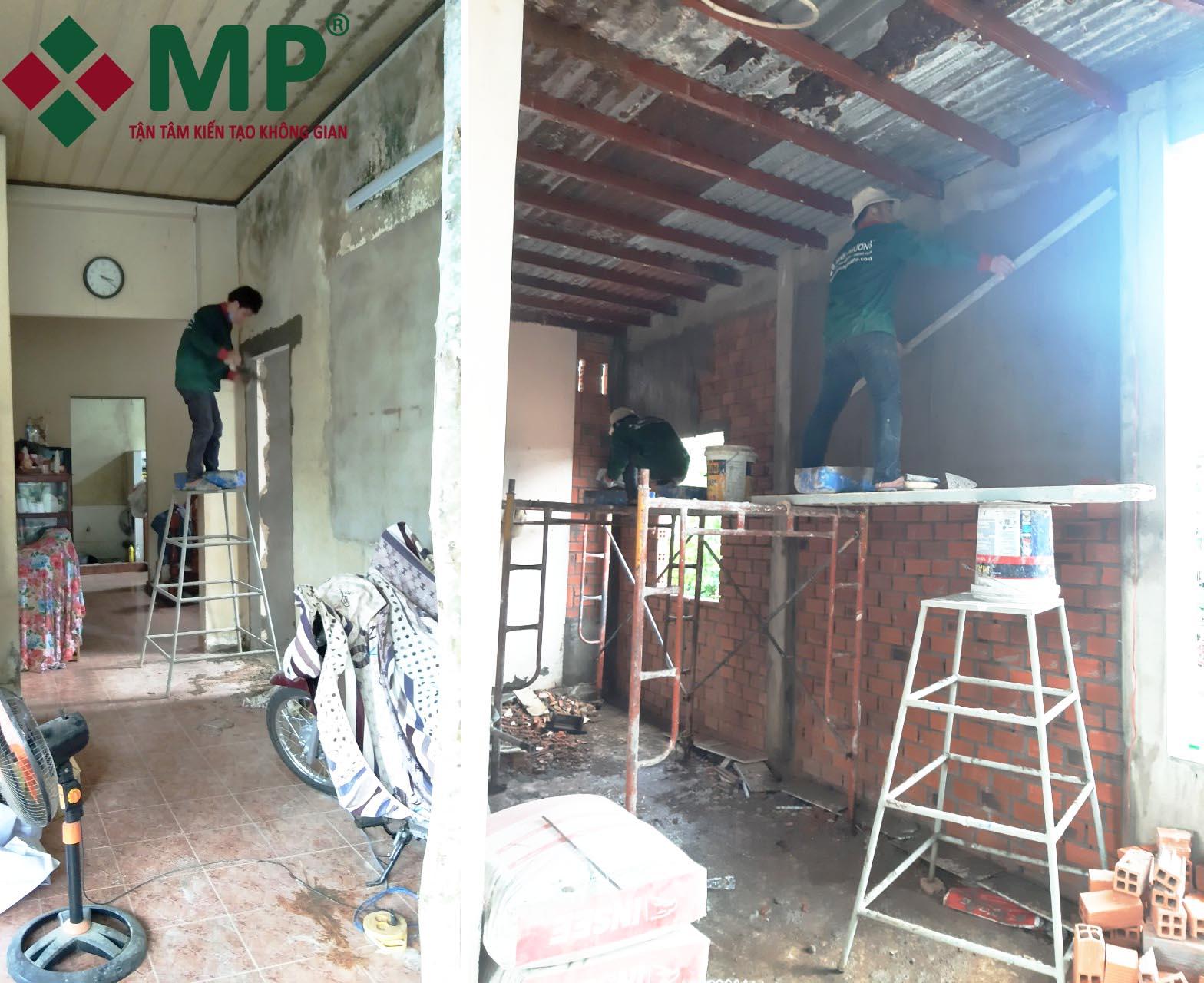 giá sửa nhà cấp 4