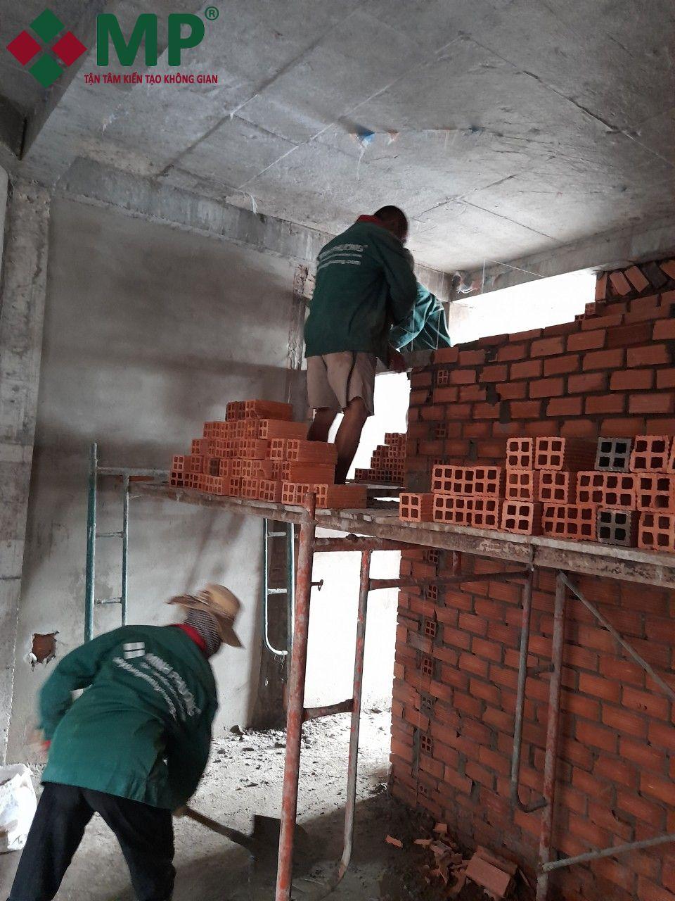 cách tính gạch xây nhà