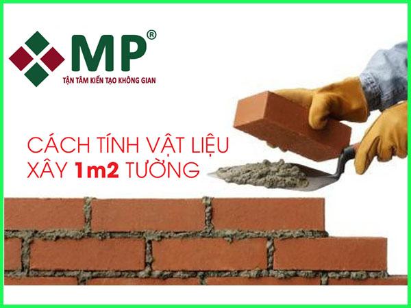 Cách tính gạch xây nhà trong năm 2021