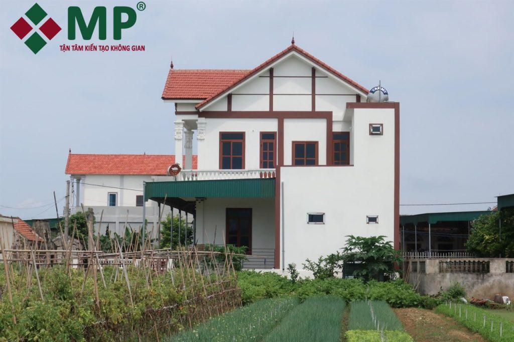 xây nhà trên đất nông nghiệp