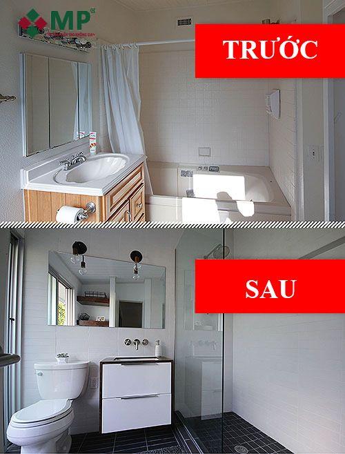 Sửa nhà nhà vệ sinh
